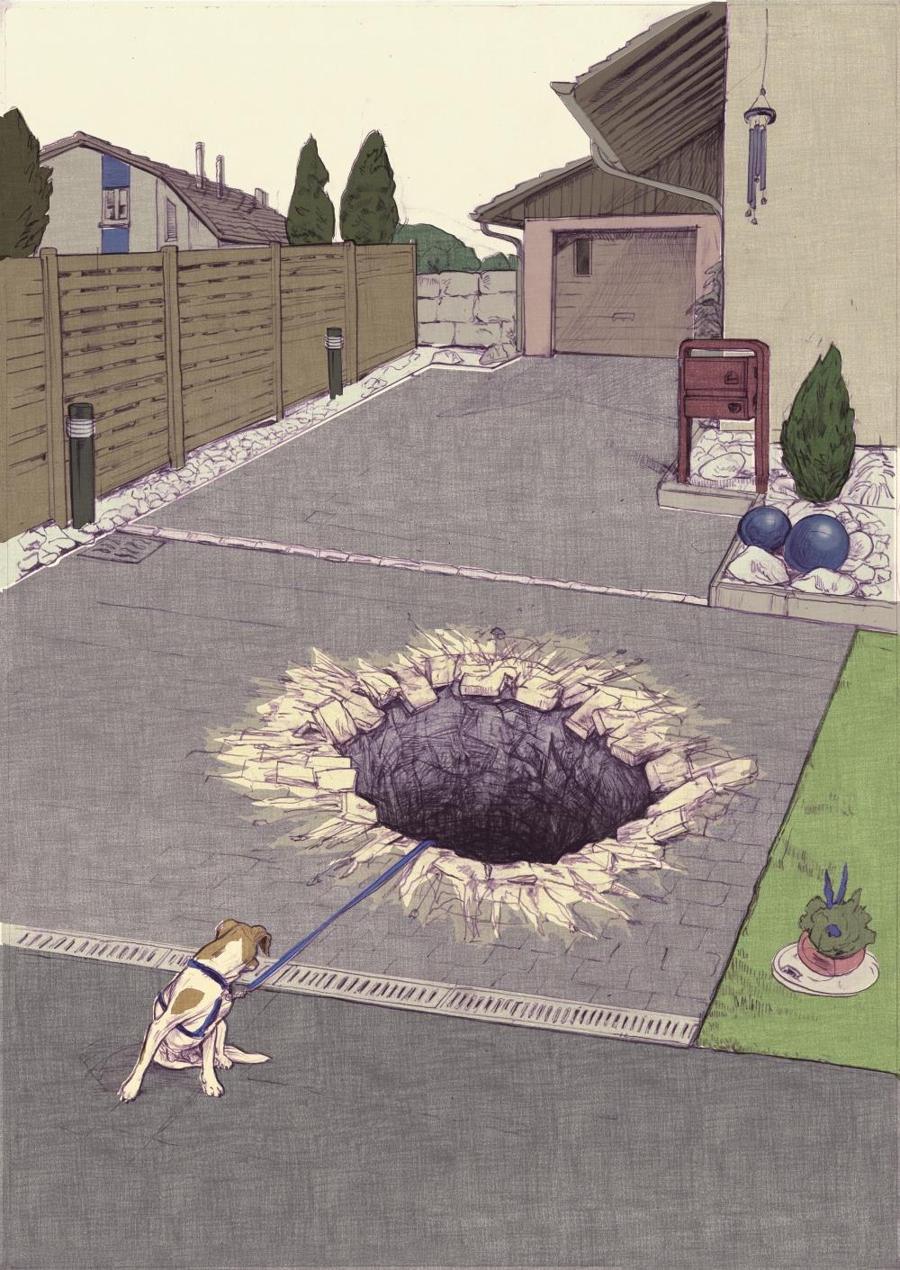 11 Fischer Meteoriteneinschlag Cmyk Gross