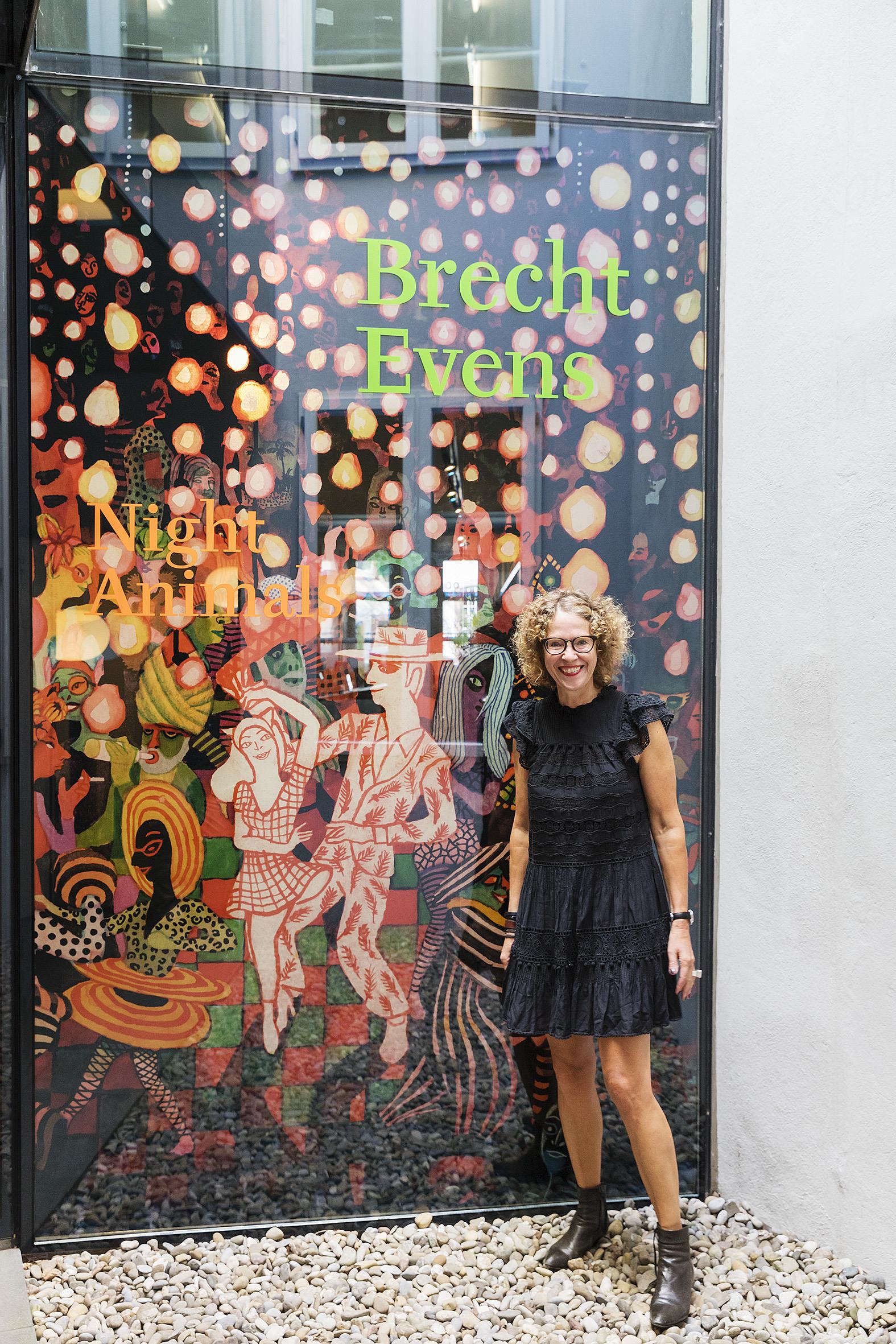 Anette Gehrig Brecht Evens Ausstellung 2