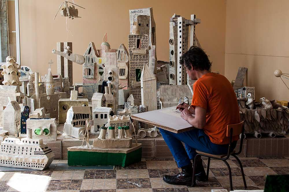 Big City Life_Thierry-Van-Hasselt-und-Marcel-Schmitz-VivreaFranDisco-2016-2-Web