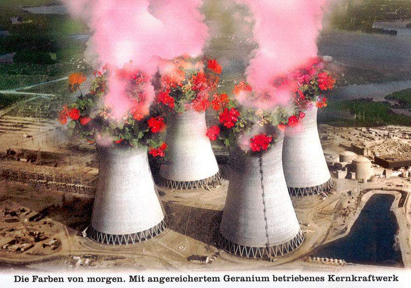 Kernkraftwerk Web