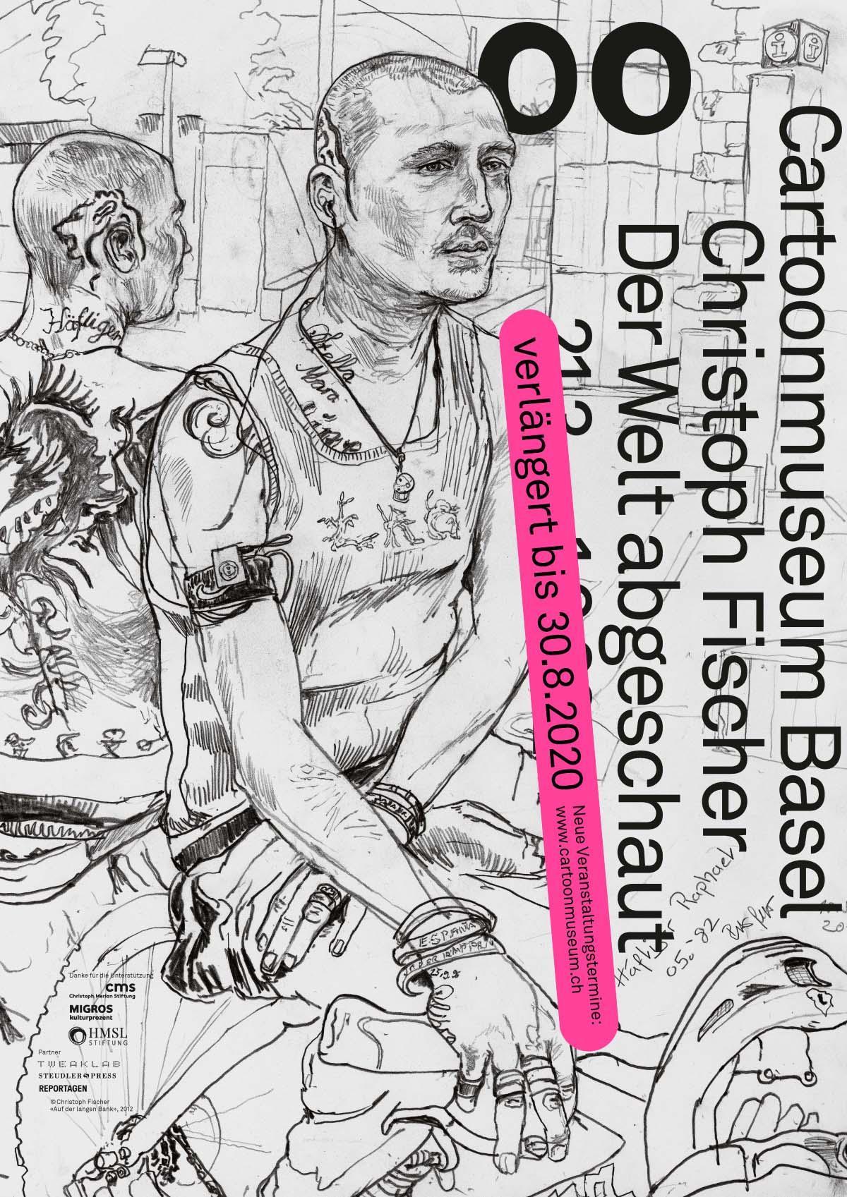 Präs 20200506 Plakat Verlängerung Ausstellung Amu