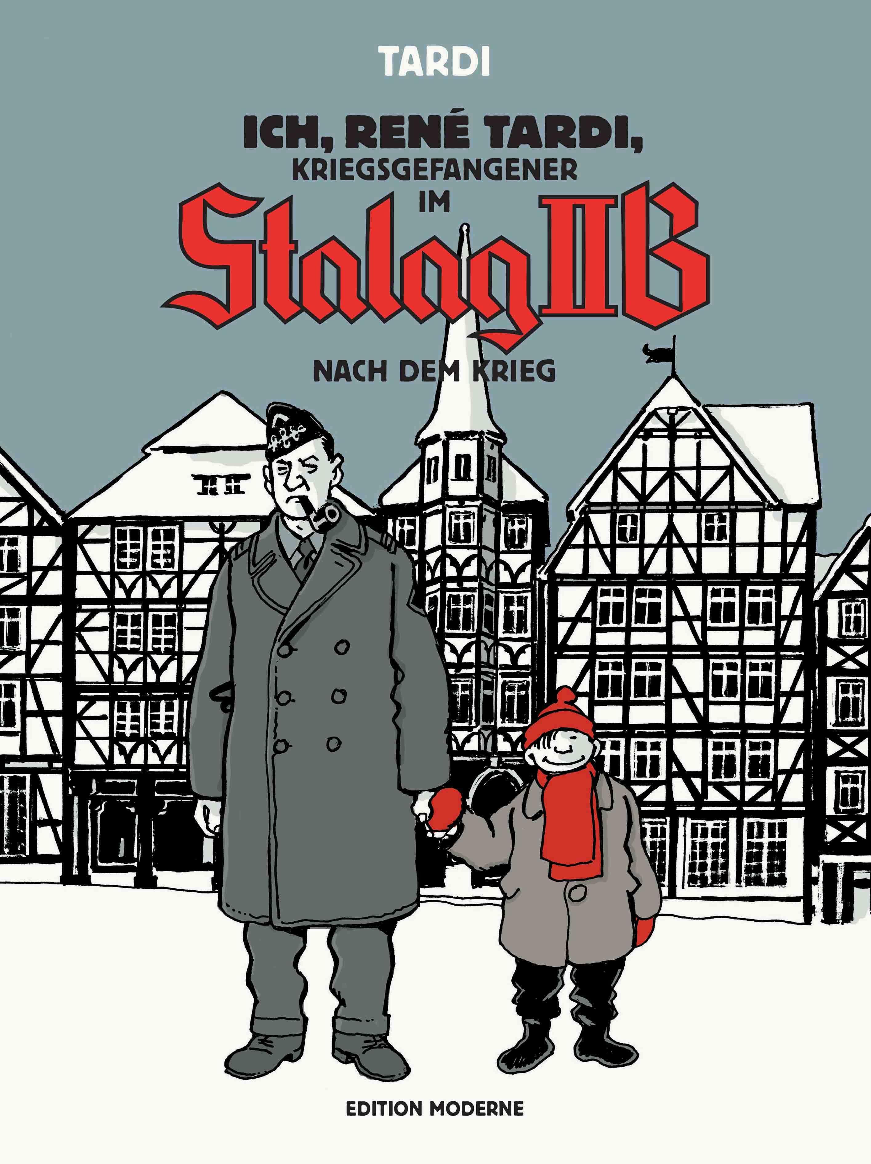 Tardi Stalag3 Cover De