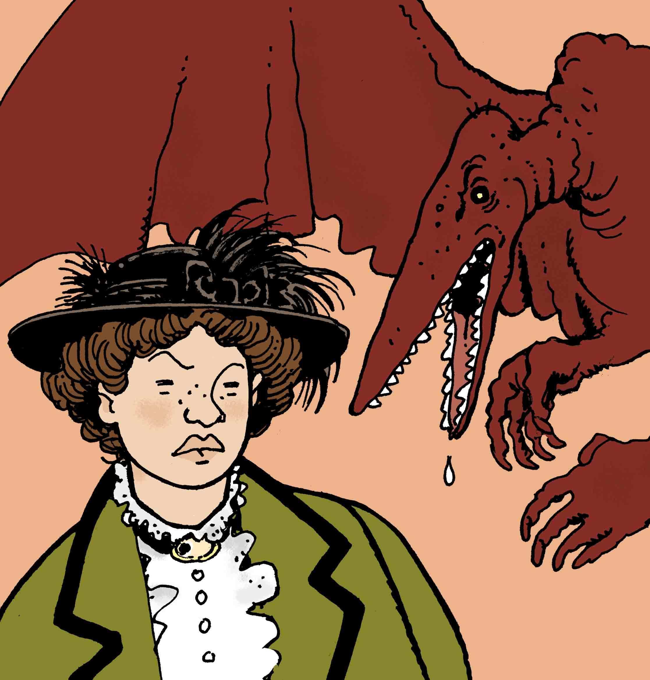 Tardi Adele Dinosaurier Web Klein