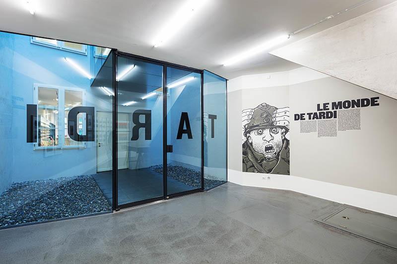 Tardi Ausstellungsseite 4
