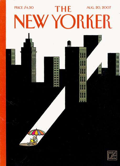 Werk New Yorker 2007