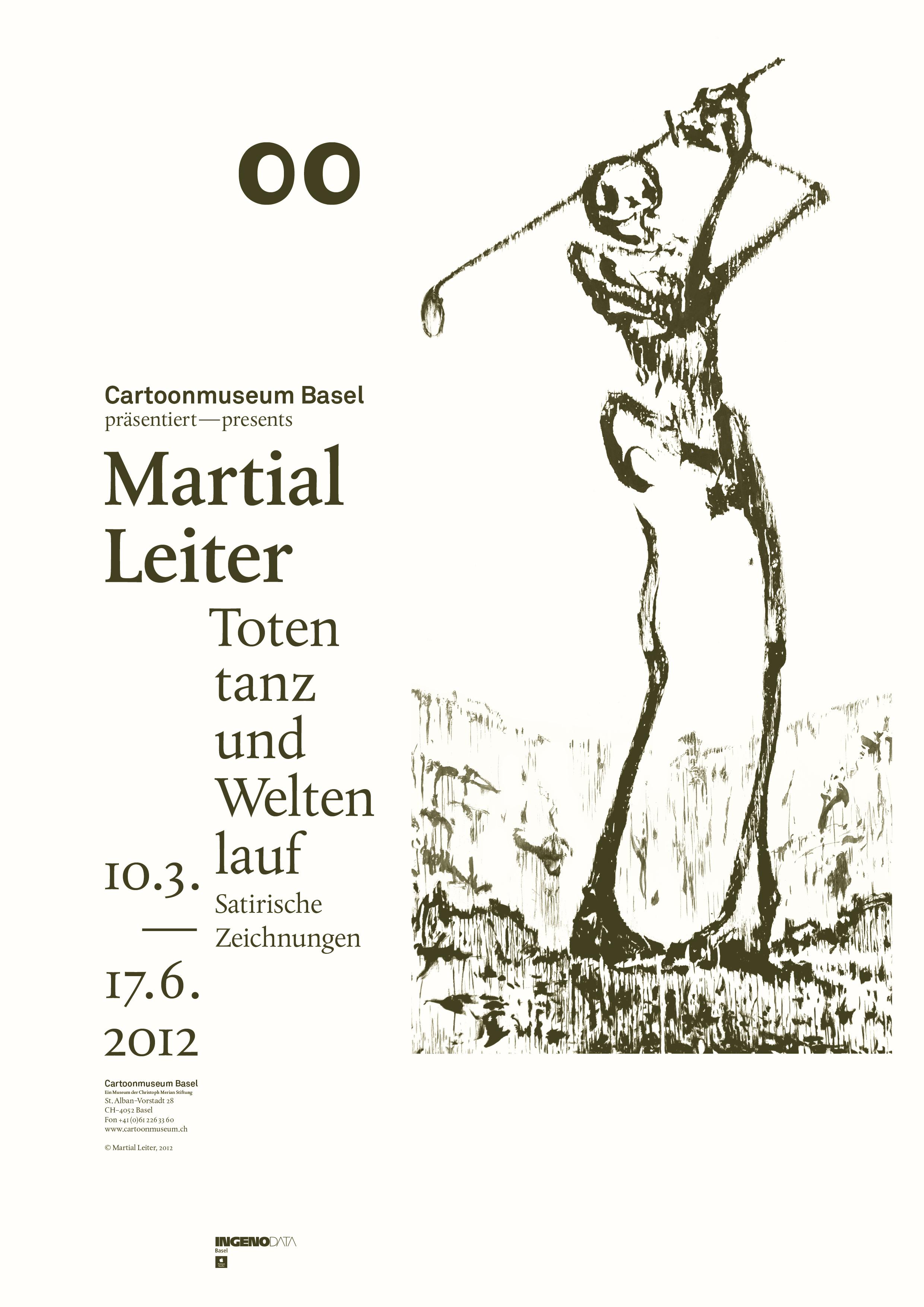 160203 Cartoon Alle Plakate Martial LeiterA49