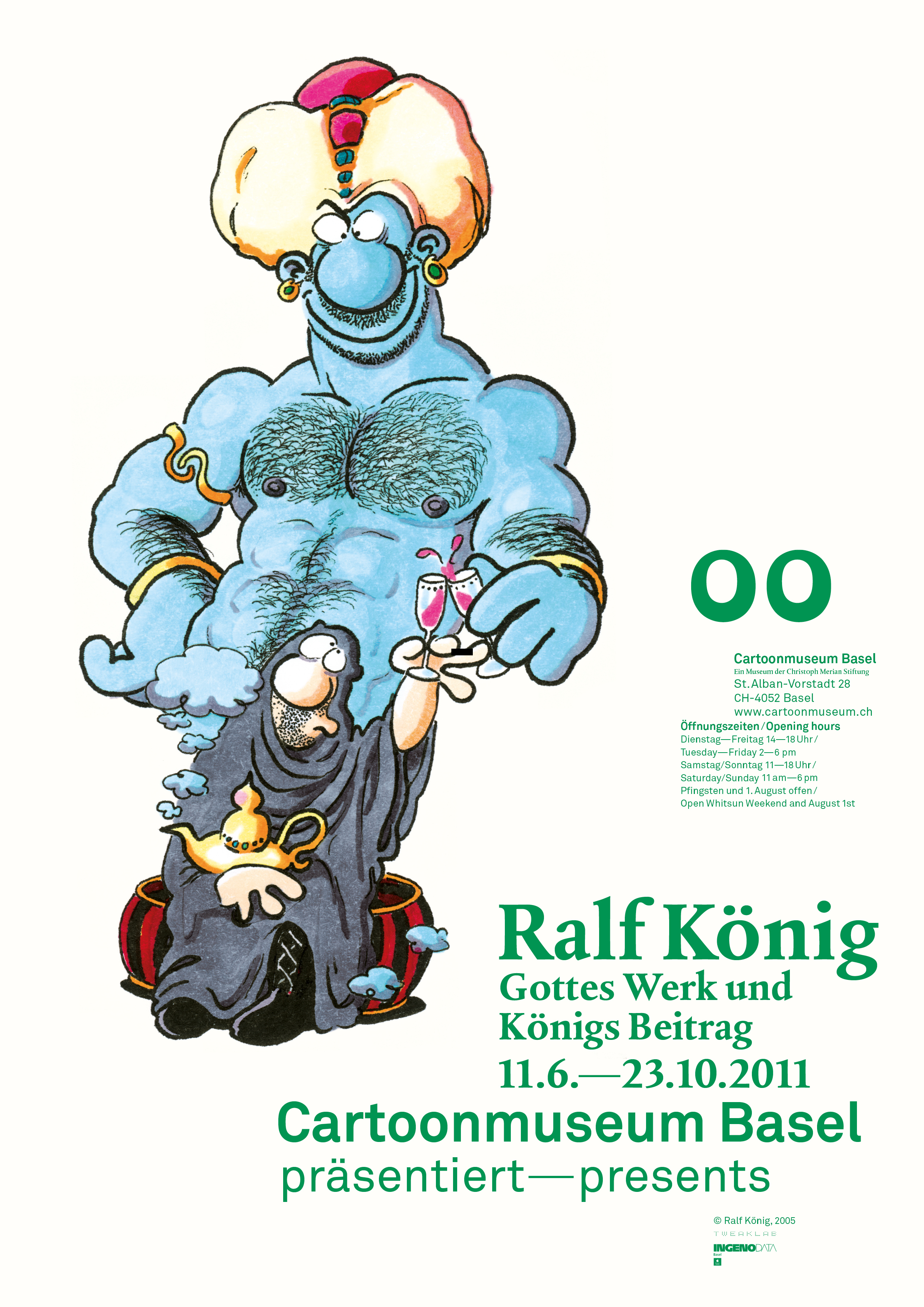 160203 Cartoon Alle Plakate Ralf König A47