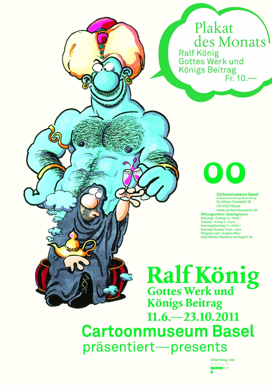 190124 Cartoon Plakat Des Monats A5 12